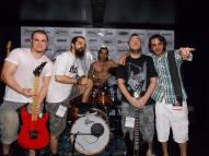 Pocket show realizado em 20/09/2013 no Expo Center Norte (São Paulo/SP) durante a Expomusic com produção e assessoria de imprensa da Z1PRESS.