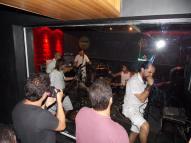 Showcase realizado em 01/12/2013 no Studio Rock Café (Santos/SP) para lançamento do Brazilian Titans Fest com projeto, organização, produção e assessoria de imprensa da Z1PRESS.